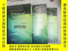 二手書博民逛書店【罕見】Jubb, Kennedy & Palmer s Pathology of Domestic Animal