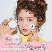 韓國 3CE STUDIO 控油蜜粉 7g 定妝 蜜粉 3CONCEPT EYES 波波黛莉推薦