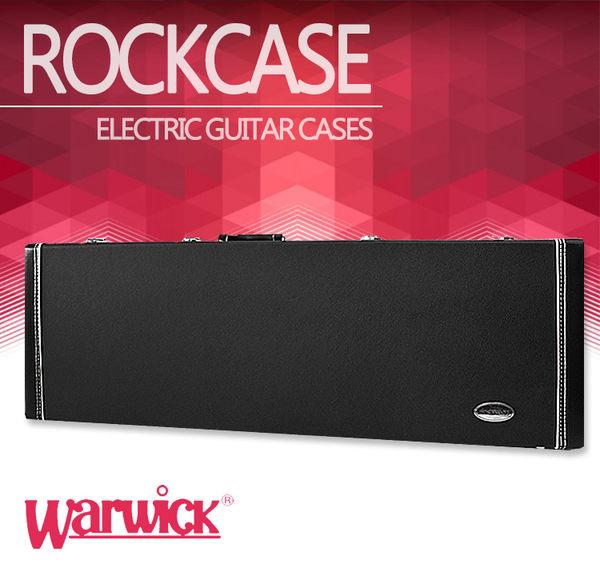 【小麥老師樂器館】電吉他硬盒 WARWICK ROCKCASE RC10606 黑 電吉他盒 硬盒