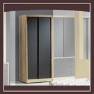 【多瓦娜】天閣工業風2.7尺衣櫃(雙門) 21152-305008