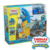 湯瑪士 THOMAS & FRIENDS 帶著走-多多島鯊魚樂園歷險遊戲組