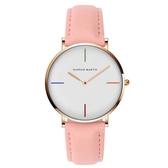 日本機芯手錶學生女士防水石英錶 watch女款皮帶手錶《小師妹》yw138