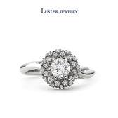 鑽石戒指 LUSTER JEWELRY - CHARISSA鑽戒