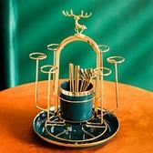 維光杯架水杯倒掛置物架家用客廳玻璃杯茶杯杯子瀝水架收納架托盤 青木鋪子「快速出貨」