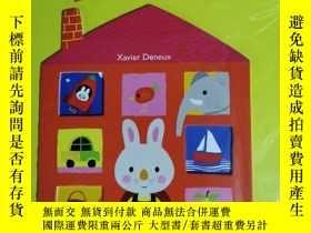 二手書博民逛書店JOJO'S罕見FIRST WORD BOOK 兒童讀物 英文版Y42402