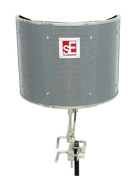 【音響世界】英國sE Electronics 新款Reflextion Filter Pro多層反射式吸音罩