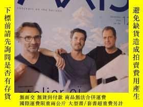 二手書博民逛書店AXIS罕見VOI.184Y15389 出版2016