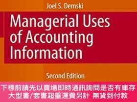 二手書博民逛書店Managerial罕見Uses Of Accounting InformationY255174 Joel