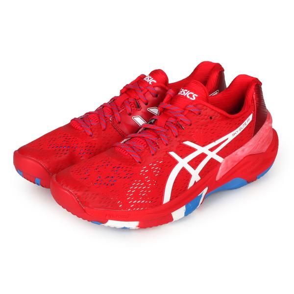 ASICS SKY ELITE FF L.E.男排羽球鞋(免運 奧運 復刻東京系列≡體院≡ 1051A039