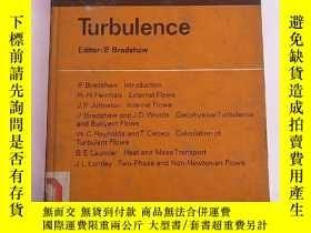 二手書博民逛書店罕見turbulence(H2267)Y173412 P.Bra