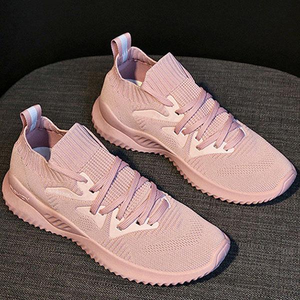 新款透氣舒適休閒鞋 女鞋 運動 鞋子 平底鞋 小白鞋 編號 X1