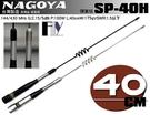 《飛翔無線》NAGOYA SP-40H 彈簧版 (台灣製造) 雙頻天線〔 全長40cm 重量175g 雙色可選 〕
