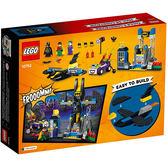 樂高積木LEGO Juniors系列 10753 小丑的蝙蝠洞攻擊