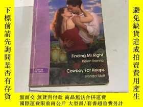 二手書博民逛書店英文原版:Finding罕見Mr RightY182979 出版