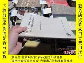 二手書博民逛書店the罕見role of small cities in reg
