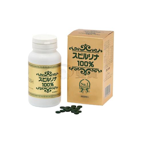營養品 會昌-螺旋藻錠600錠/瓶(日本原裝進口)