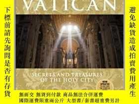 二手書博民逛書店The罕見Vatican : Secrets and Treasures of the Holy CityY2