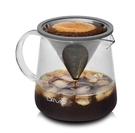 Driver MOKA濾杯壺組 600ml 兩用濾杯 咖啡濾杯 泡茶 泡咖啡