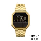 NIXON RE-RUN 金/ 電子錶 A158-502 NIXON官方直營
