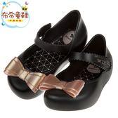 《布布童鞋》ZAXY夢幻蝴蝶結黑色寶寶香香鞋(12.5~17.5公分) [ I8R504D ]