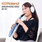 小叮噹的店 - Roland 樂蘭 Aerophone mini 數位吹管 AE-01 AE01 超輕量 可插耳機