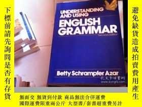 二手書博民逛書店UNDERSTANDING罕見AND USING ENGLISH