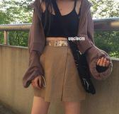 腰带皮带女透明腰帶女款 韓版全透明塑料皮帶伊韓時尚
