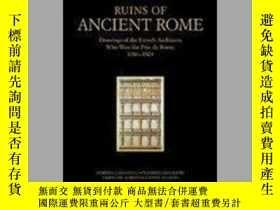 二手書博民逛書店【罕見】Ruins of Ancient Rome: The D