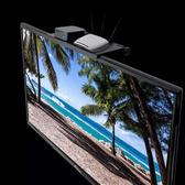 液晶顯示器置物架電視機頂盒支架電腦螢幕收納支架多功能置物神器