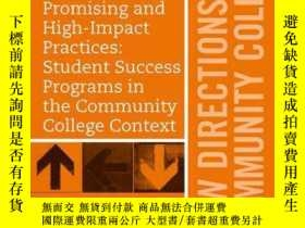 二手書博民逛書店Promising罕見and High-Impact Practices: Student Success Pro