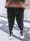 寶寶牛仔褲男加絨加厚1-3歲2潮兒童褲子男童秋冬小童長褲洋氣冬裝