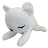 I love pooh ,維尼貓絨毛玩偶(15cm)_White