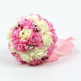 結婚手捧花婚慶手捧花歐式森系用品婚禮花束