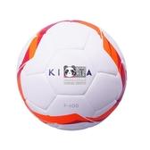 迪卡儂F100 HYBRID FOOTBALL成人足球標準5號青少年4號訓練足球