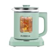 多功能家用迷你養生壺辦公室玻璃花茶壺燒水壺煮茶器中藥壺