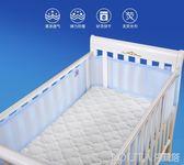 珍夢嬰兒床圍套件透氣3D可拆洗全棉防撞三明治床圍床上用品床圍ATF LOLITA