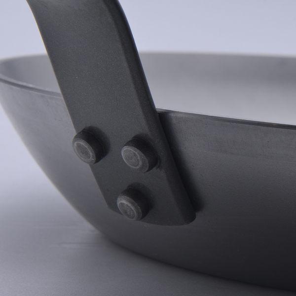 De Buyer畢耶 蜂蠟原礦 單柄平底煎鍋 24cm 5610.24