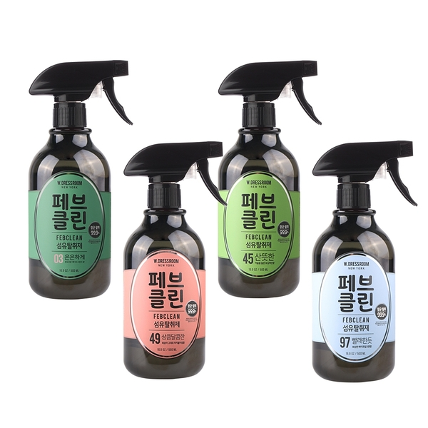 【韓國W.Dressroom多麗絲】除臭持久香氛噴霧500ml (香味任選)