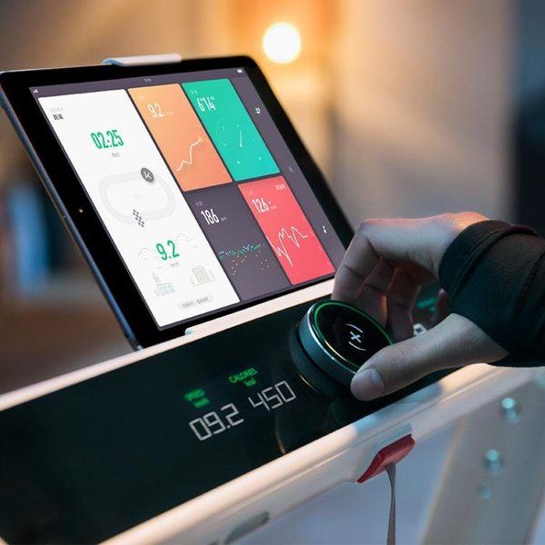 跑步機 智慧跑步机专业家用款室内健身房专用小型超静音走步MKS 夢藝家