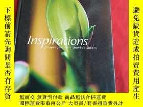 二手書博民逛書店Inspirations:罕見Recipes featuring
