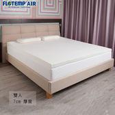 【美國Flotemp Air 福樂添】雙人冰涼薄墊(150x185x7)