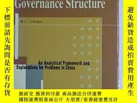 二手書博民逛書店INVESTMENT罕見FUND GOVERNANCE STRU