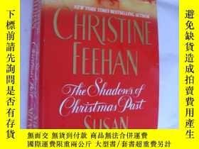 二手書博民逛書店The罕見Shadows of Christmas pastY8