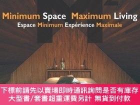 二手書博民逛書店Minimum罕見Space Maximum Living M2   Espace Minimum Experie
