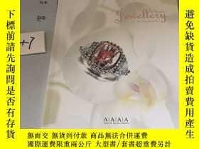 二手書博民逛書店亞洲聯合拍賣會2010年11月28日---珠寶首飾及手錶【Jew