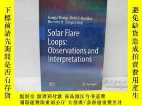 二手書博民逛書店Solar罕見Flare Loops: Observations