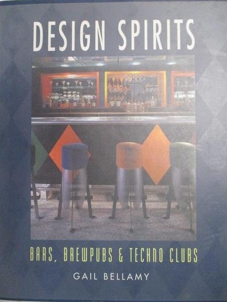 【書寶二手書T1/設計_I5R】Design Spirits