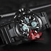 電子錶 手錶男電子錶初中學生男錶機械潮流青少年防水夜光運動男士潮智能 5色