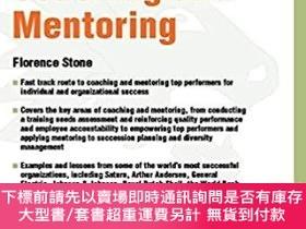 二手書博民逛書店預訂Coaching罕見& Mentoring - Leading 08.09Y492923 Florence
