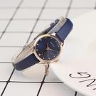 手錶女 女士手表女韓版時尚潮流皮帶石英表正品珂紫簡約小眾chic學生手表
